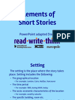 copy of story elements