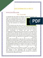 Leyenda de La Selva, Sierra y Costa