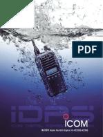 Catalogo Radios Icom 2014