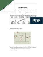 Informe Final 2 Circuitos Electronicos 1