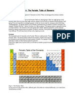 Chapter 6 - The Periodic Table of Elements.doc