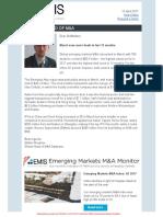 Emerging Markets M&a Insider - April 2017 (1)