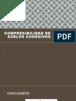 Compresibilidad de Suelos Cohesivos1