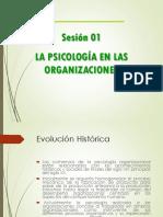 Ps. Organizacional