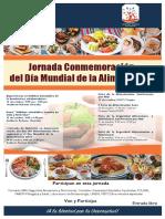 Jornada Dia de La Alimentacion UNAN-Managua