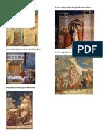 La Vida de San Francisco Obras de Giotto
