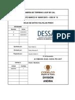 A15M498-DAS-3500-PD-007_Rev.B Hoja de Datos Válvulas Pinch