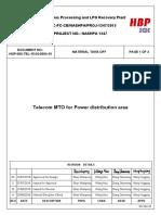 NGP-000-TEL-15.04-0004!10!00 Telecom MTO for Power Distribution Area
