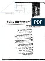 Cap.3.Analiza Cost Volum Profit
