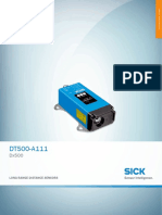 Dx500 DT500-A111, Online Data Sheet