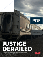 ACLU Colorado Alamosa Judge Report
