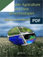 2012 - Agricultura Sustentable y Nuevas Biotecnologias
