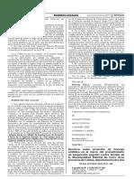 Declaran nulos Acuerdos de Concejo emitidos en el marco del procedimiento de suspensión seguido contra alcalde de la Municipalidad Distrital de Cerro Azul provincia de Cañete departamento de Lima