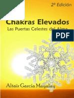 Chakras Elevados - Altaïr García