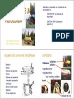 Componentes de Un Pulverizador