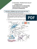 Tarea de Neurociencia