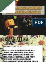 Adab Amar Makruf Dan Nafi Munkar