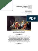 Presocraticos Apuntes y Textos