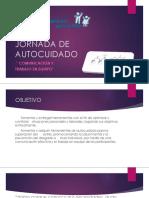 Ppt Primer Taller de Autocuidado Escuela Jose Miguel Carrera