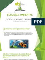 ecología renovable