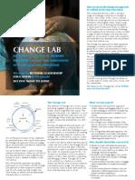 Change Lab Invitation