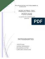 Perfume Industria