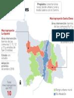 Intervendrán los suelos dónde Medellín se gestó