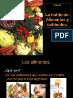 la nutricion y los alimentos.ppt