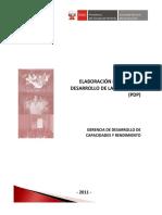 SERVIR PDP GuiaMetodologica
