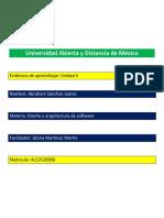 Evidencia+II+Arquitectura+de+software+Vol.1
