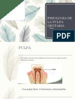 03 FISIOLOGIA PULPAR