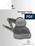 Geomagic-Touch Device Guide