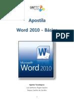 Introdução Ao Microsoft Office Word - OK