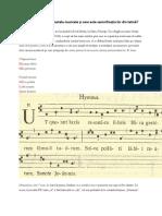 Cum au fost inventate notele muzicale și care este semnificația lor din latină.docx