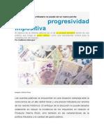 Mayor Progresividad Impositiva _ OPINION. La Reform... _ Página12