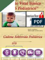 Soporte Vital Básico Pediatrico castillo