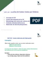 Sistema de Costos(Costo x Ordenes)