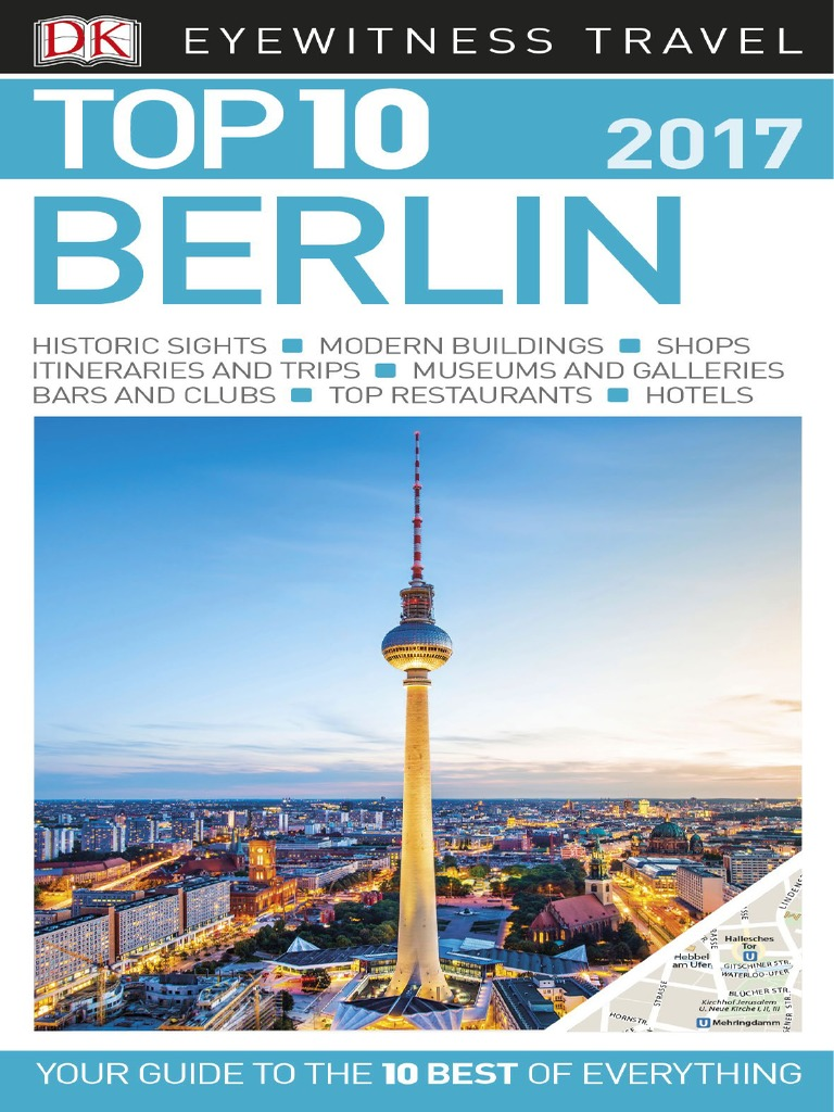 Dk Eyewitness Top 10 Travel Guide Berlin 2017 2016 Pdf Berlin