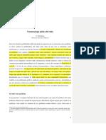 Fenomenologia Politica Del Ruido