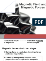 Lecture 19-20 Magnetic Field and Magnetic Forces