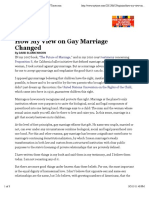 Blankenhorn How My View on Gay Marriage Changed - NYTimes.com