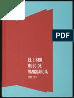 El Libro Ruso de Vanguardia, 1910-1934