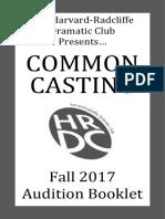 CC F17 Booklet