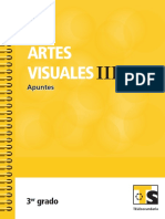 Artes Visuales 3