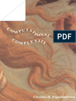 Computational Complexity - Christos Papadimitriou.pdf