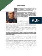 Mariano Matamoros Felix Calleja