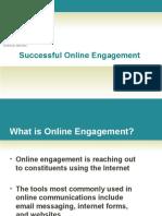 6 Successful Online Engagement