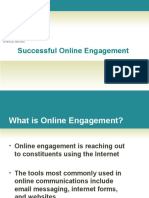6 Successful Online Engagement
