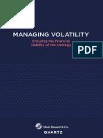 Quartz WP_MANAGING VOLATILITY - Financial viability of the strategy.pdf
