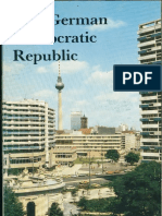 The German Democratic Republic 1986